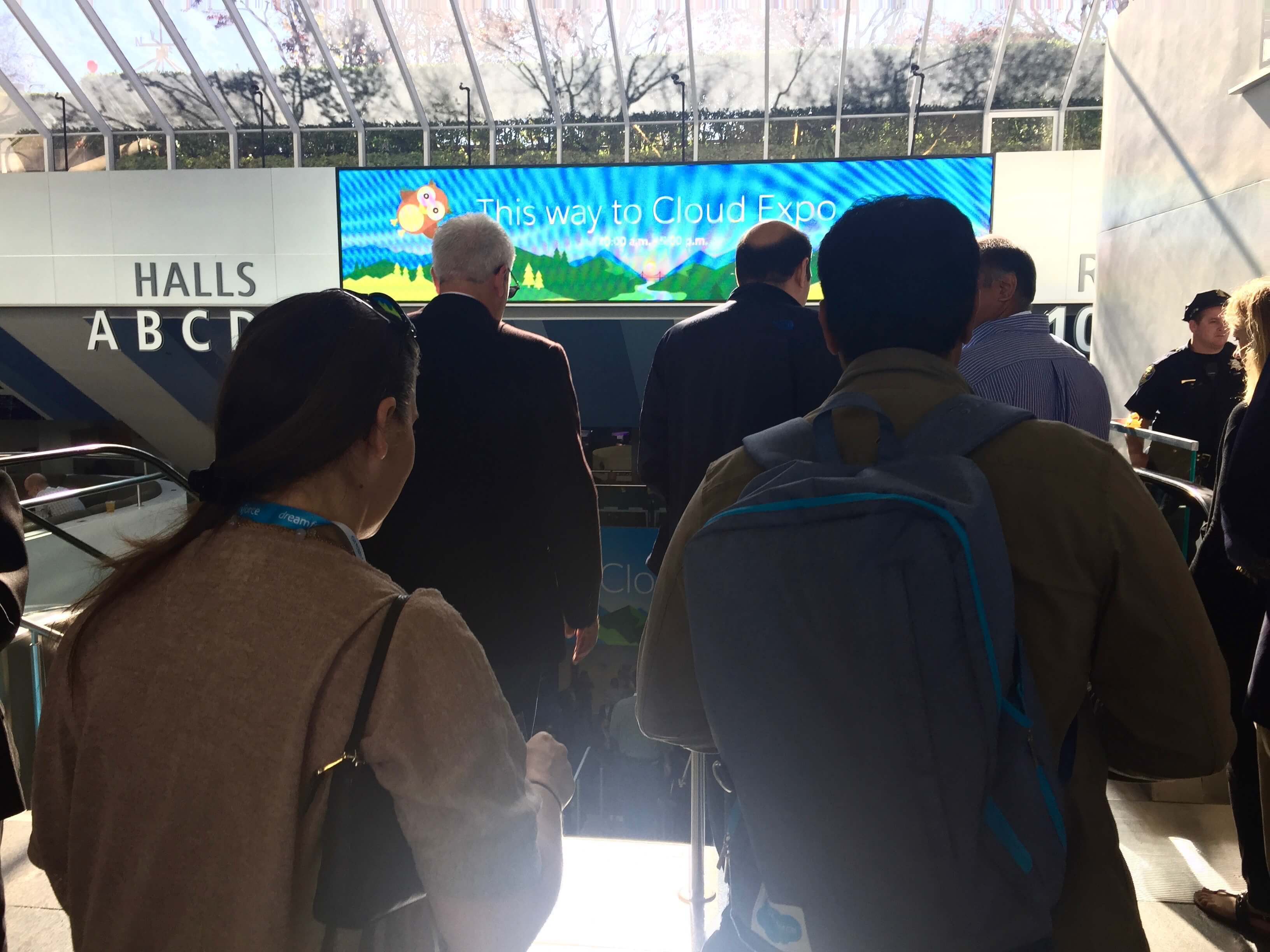 expo at dreamforce