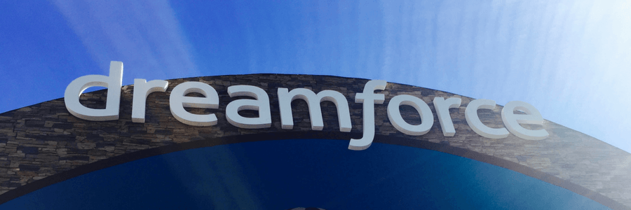 Relationships, technology, and data ruled Dreamforce 2016