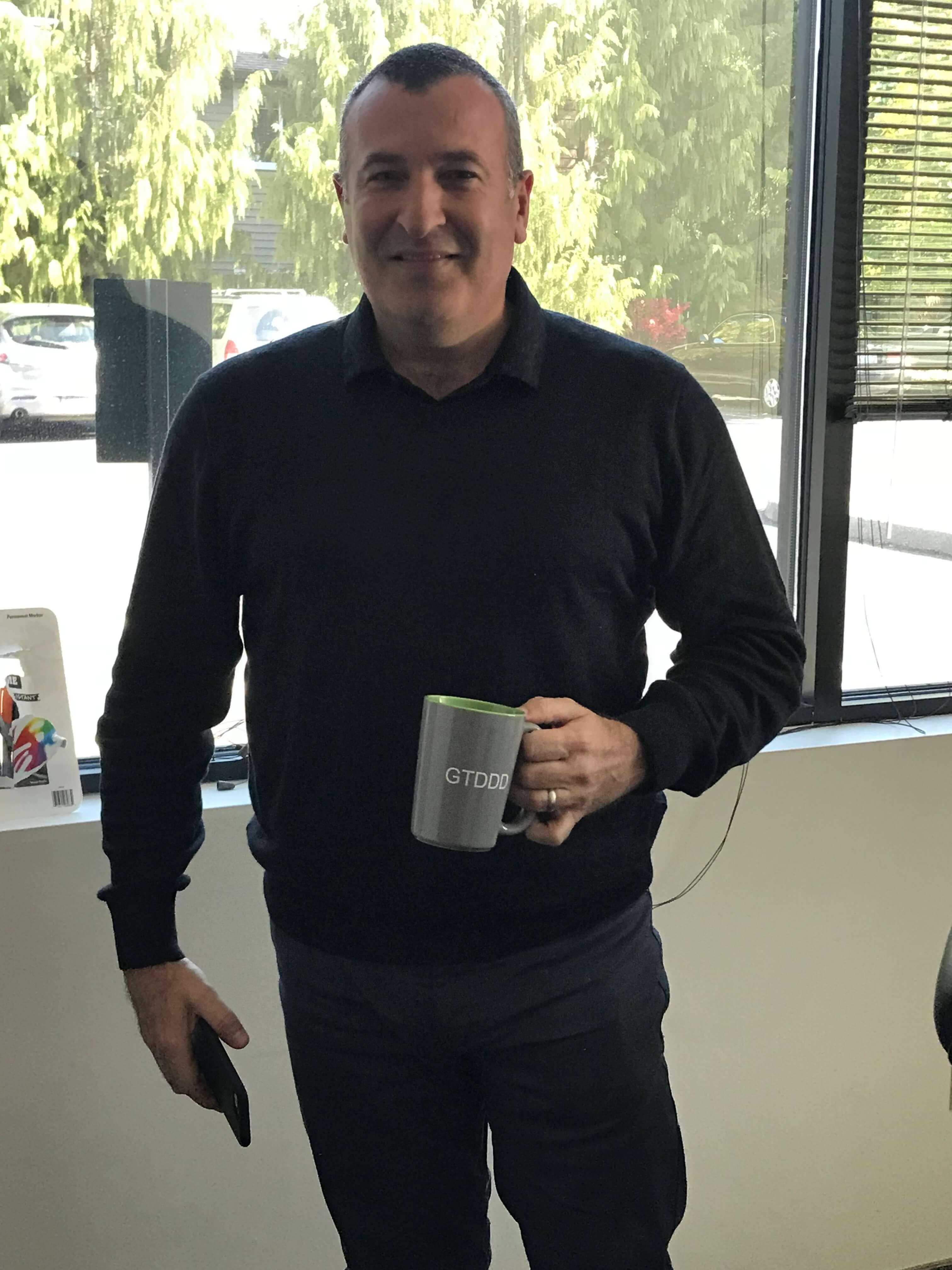 senior sales director rfpio