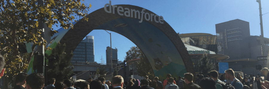 salesforce dreamforce 2017