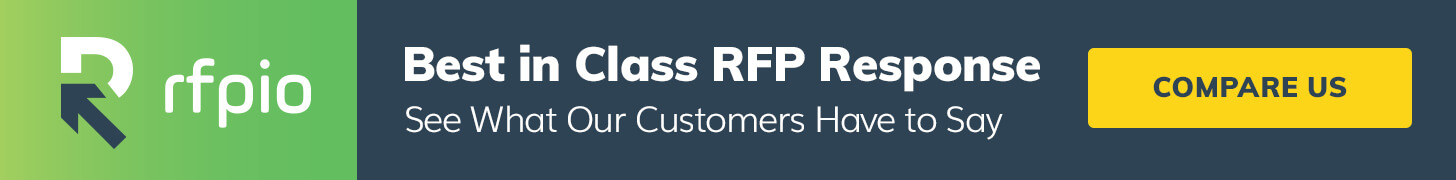 RFP Software Comparison