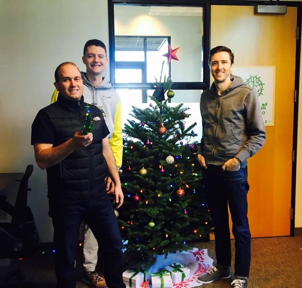 RFPIO Christmas Tree 2017