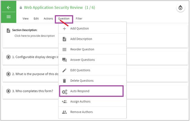 automate security questionnaires